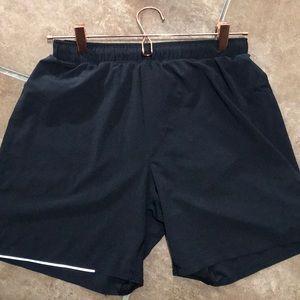 NWOT lululemon surge shorts